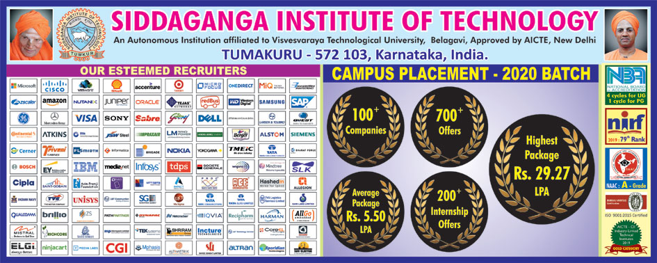 Siddaganga Institute of Technology